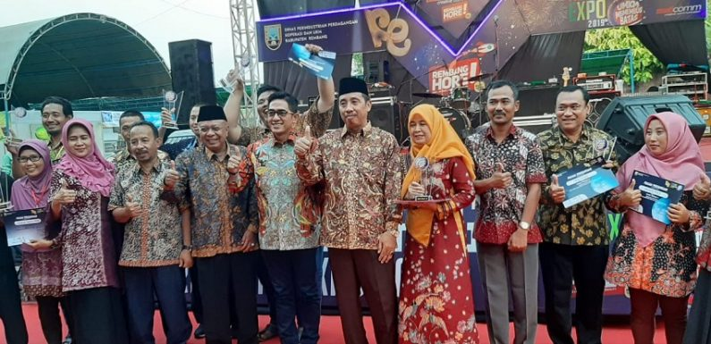 Rembang Expo Ditutup, Penyelenggara Ungkap Total Nilai Transaksi