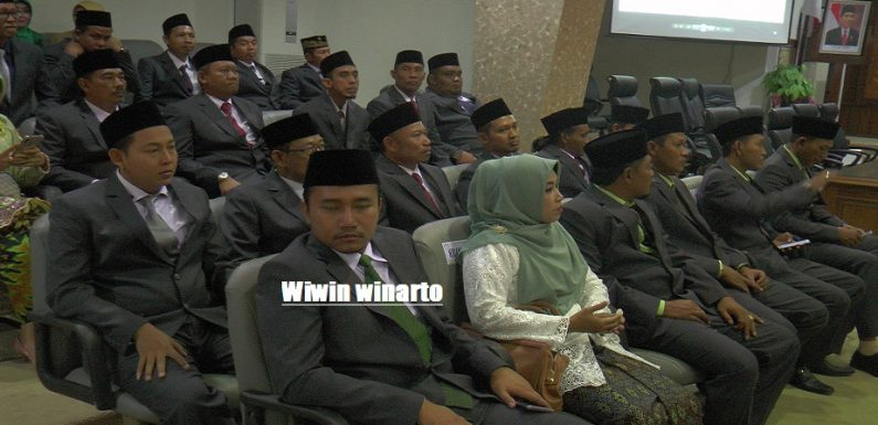 Dari DPRD Provinsi Ke Kabupaten, Wiwin Winarto Ungkap Dua Alasan Balik Kampung