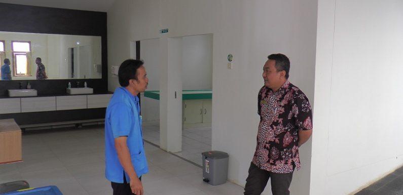 Wajah Baru Kamar Jenazah RS dr. R. Soetrasno, Satu Alat Ini Yang Masih Belum Punya
