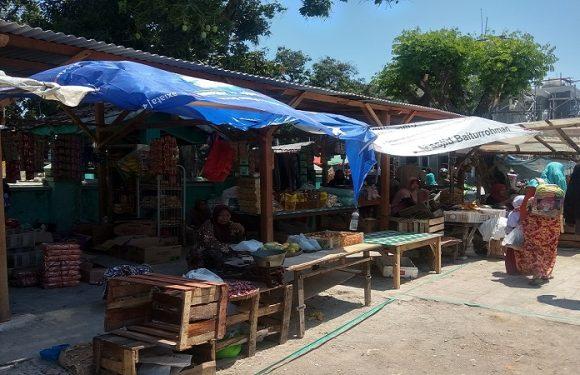 Pasca Kebakaran Pasar Sluke, Alasan Ini Yang Membuat Pedagang Tolak Relokasi Di Belakang KUA