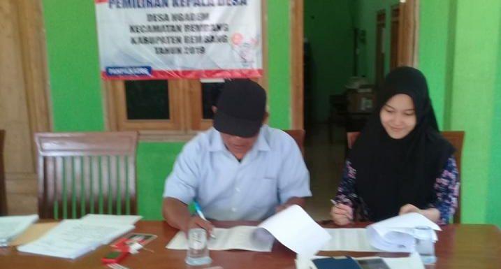 Posisi Kades Diincar, Pendaftaran Tergolong Ramai