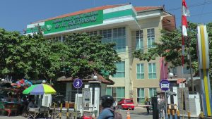 Rumah Sakit dr. R. Soetrasno Rembang.