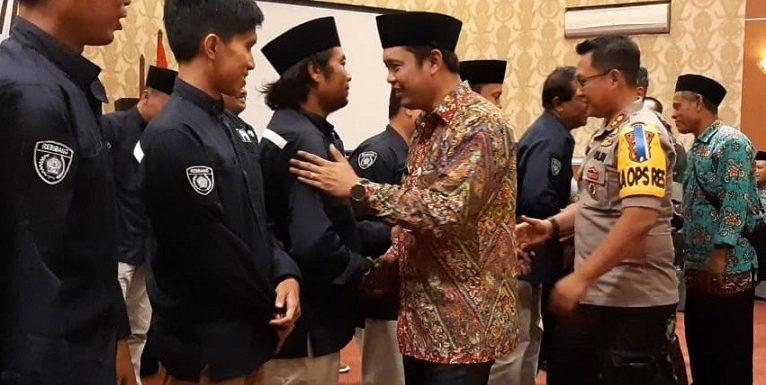 Hadir Di Konferensi PWI, Bayu Andriyanto Jawab Maju Lagi Atau Tidak Dalam Pilkada