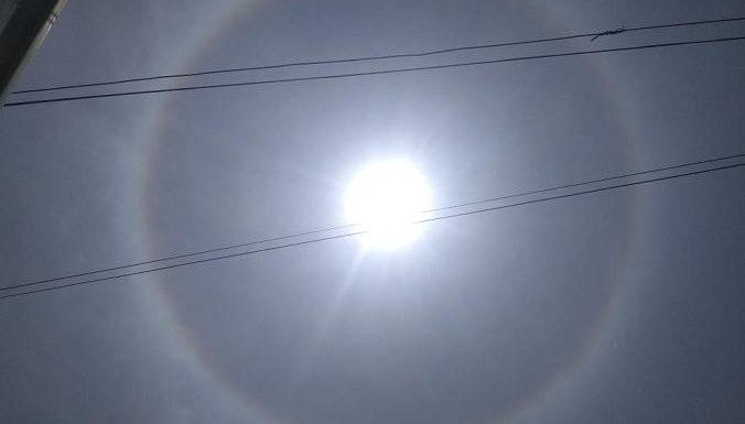 Fenomena Cincin Matahari Sedot Perhatian, Begini Penjelasan BMKG
