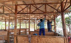 Pasar Heppi, pengembangan Pasar Brumbung di Desa Banggi Petak, Kecamatan Kaliori.