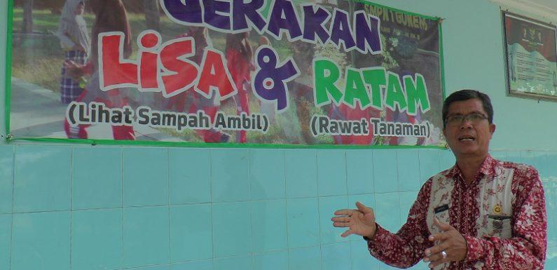 Kampanyekan Lisa & Ratam, Supaya Menjadi Gadis