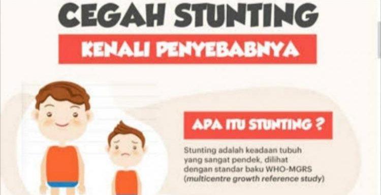 Stunting & Jenis Makanan Yang Sering Kebolak Balik, Apa Itu?