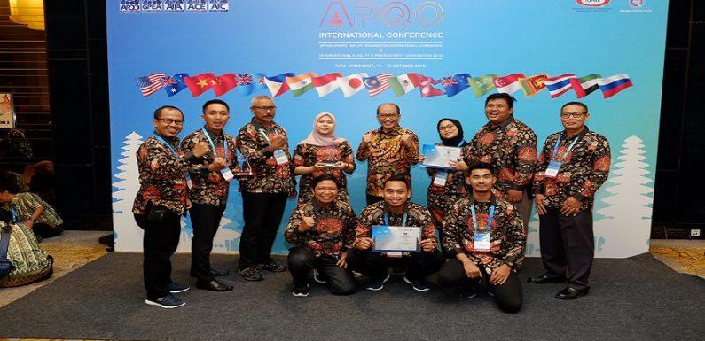 PT. Semen Gresik Kantongi Inovator Terbaik Di Ajang Internasional