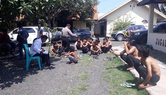 Santri Jadi Korban Anak Jalanan, 2 Luka Akibat Meloncat Dari Atas Truk