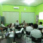Bawaslu Kabupaten Rembang menggelar rapat, membahas pendaftaran Panitia Pengawas Pemilihan Kecamatan untuk Pilkada 2020.