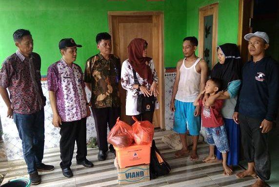 Baru Salurkan Sembako, BPBD Berikan Penjelasan Bantuan Uang Korban Angin Puting Beliung