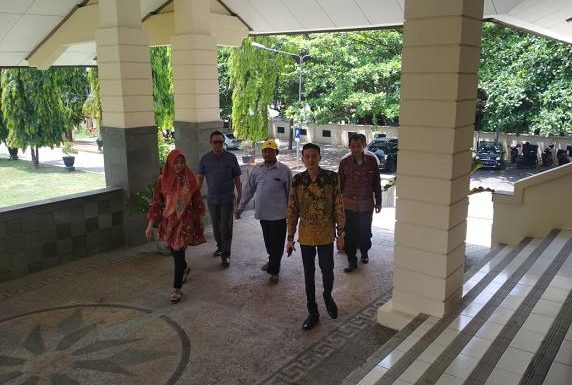Protes Pembentukan BPD, 7 Calon Kades Terpilih Datangi DPRD