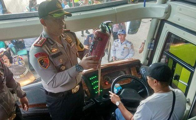 Intensitas Berwisata Meningkat, Polisi Turun Ke Garasi Subur Jaya