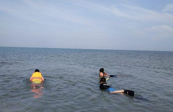 Layak Dicoba, Snorkeling Di Rembang Serasa Karimunjawa