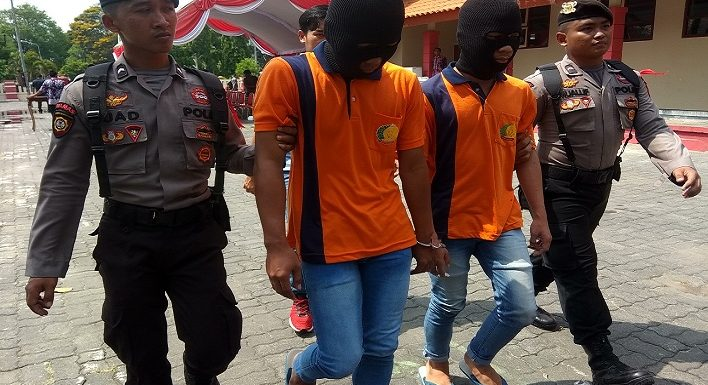 Dua Pria Ditangkap, Edarkan Pil Yang Kandungannya Lebih Ngeri Dari Ekstasi