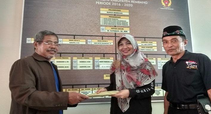 Isteri Wabup Maju Nyalon Ketua Umum KONI, Peta Dukungan Langsung Berubah