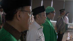 Pengurus DPW PPP Provinsi Jawa Tengah. Tampak paling ujung Bupati Rembang, Abdul Hafidz yang juga dijagokan PPP maju kembali dalam Pilkada 2020.