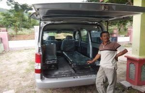 Mobil ambulance siaga desa yang dimiliki Desa Dadapan Kecamatan Sedan, memiliki beragam manfaat.