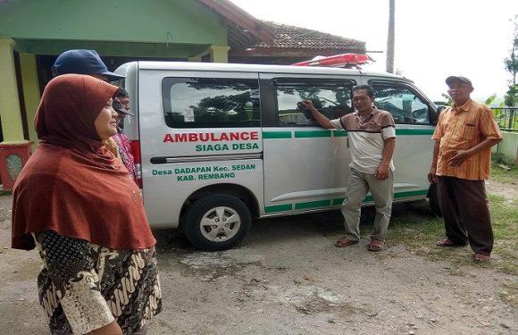 Berawal Dari Kejadian Warga Meninggal Di Perantauan, Desa Ini Punya Mobil Ambulance Sendiri