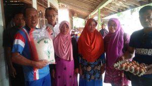 BPNT di Kecamatan Sumber disalurkan kepada masyarakat, Jum'at (31/01).