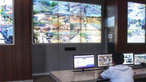 Pantauan CCTV terintegrasi seperti ini belum dimiliki Kabupaten Rembang (tribunnews).