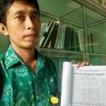 Imron Wijaya, saat ditemui di SMA N I Lasem, Selasa (21/01).