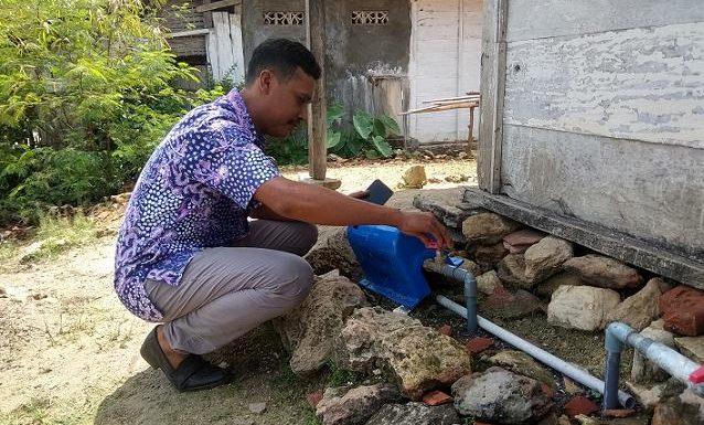 PDAM Gulirkan 3 Program, Warga Pasedan Lebih Mudah Memperoleh Air