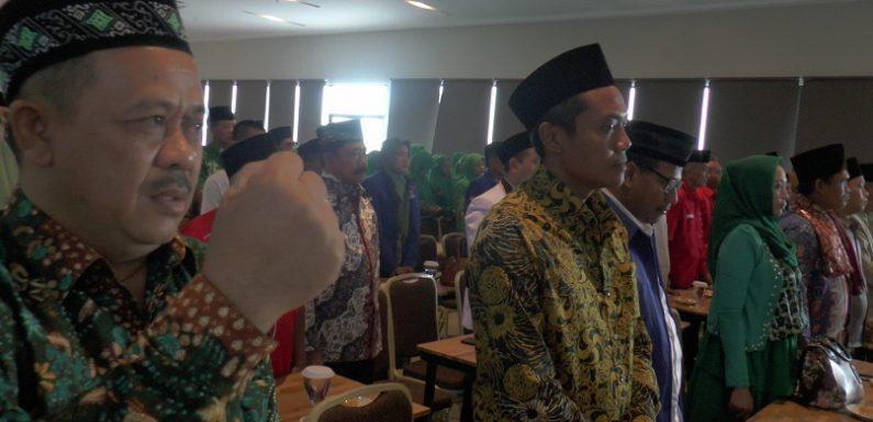 Taaruf Bakal Calon Wakil Bupati PPP, Diwarnai Saling Sindir Sesama Kader