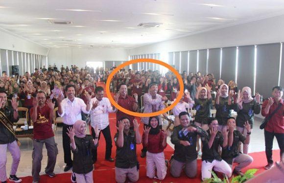 Hafidz – Bayu Terlibat Goyang Ubur-Ubur, Turunkan Tensi Politik