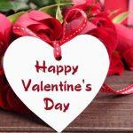 Ucapan Valentine.