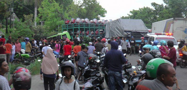 Detik-Detik Kecelakaan Maut Depan SMK N I Rembang, Saksi Beberkan Kronologisnya