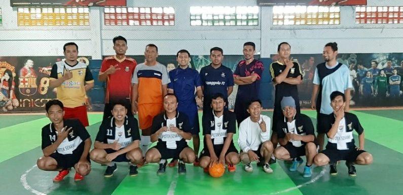 Rayakan HPN, Menanamkan Semangat Olahraga