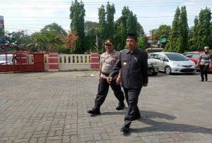 Bupati Rembang, Abdul Hafidz.