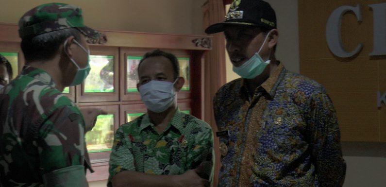 Sholat Jum'at Ditiadakan, Di Lokasi Desa Yang Warganya Positif Corona