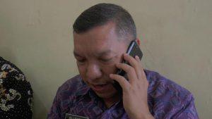 Kepala Dinas Kesehatan Kabupaten Rembang, Ali Syofii.