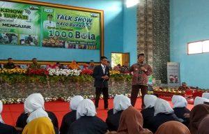 Khoirur Umam dan Bupati Rembang, Abdul Hafidz.