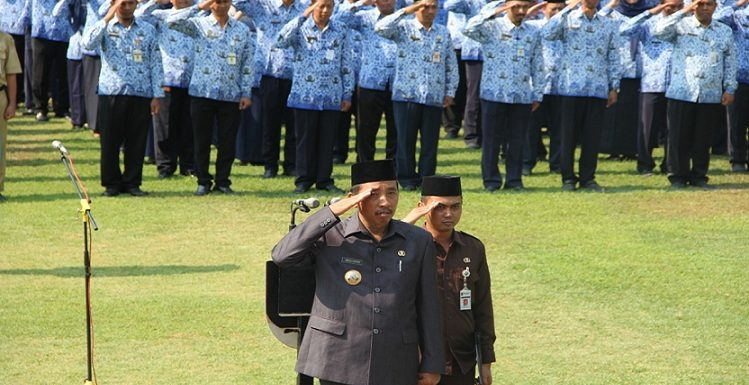 Pegawai Negeri Boleh Bekerja Di Rumah, Tunjangan Tetap Diberikan