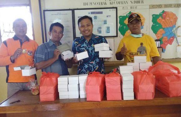 Snack Dibagikan Kepada Warga, Imbas Pelantikan PPS Ditunda