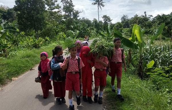 Pemprov Jawa Tengah Liburkan SMA Sederajat, Lalu Bagaimana TK – SMP Di Kab. Rembang ?