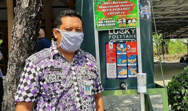 PDP Meninggal Dunia, Pemkab Rembang Beberkan Hasil Tes Swab