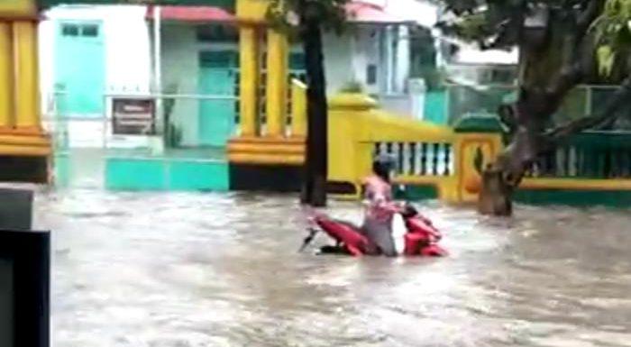 Lasem Banjir, Pantura Tersendat