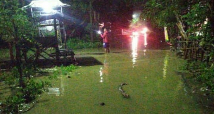 Pengkol Dan Megulung Terendam Banjir, Pemicunya Beragam