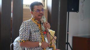 Kepala Dinas Kebudayaan Dan Pariwisata, Dwi Purwanto. (Foto atas) Makam RA. Kartini di Desa Bulu, Kecamatan Bulu.