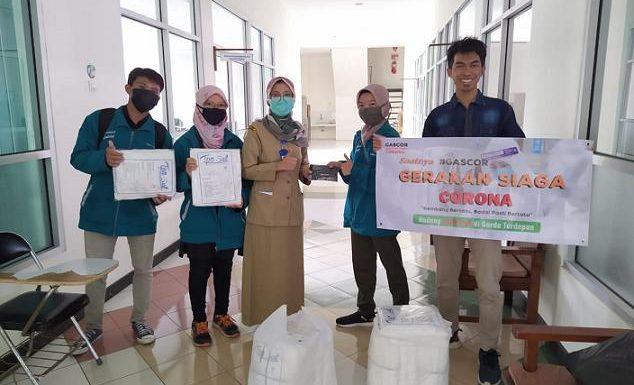 Galang Dana Untuk APD, Bantuan Disebar Ke Tiga Titik