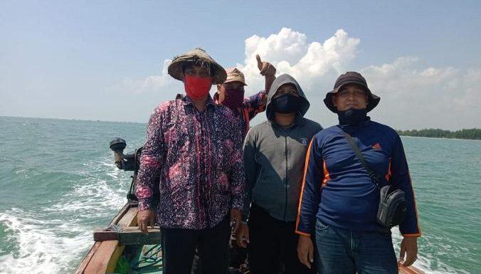 Nelayan Hilang, Perahu Ditemukan Terombang-Ambing