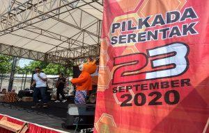 Pilkada serentak akan berlangsung tanggal 23 September 2020. Namun jadwal itu terancam ditunda, karena wabah corona.