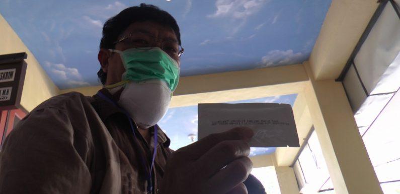 KLB Korona, Kab. Rembang Kekurangan Rapid Test