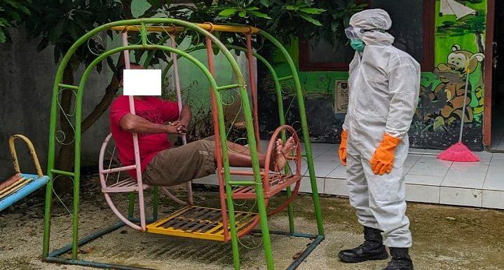 Rumah Karantina Tegaldowo Isolasi 4 Warga, Boleh Dijenguk Tidak ?