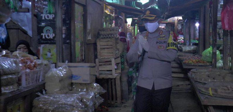 Pasang 2 Speaker, Pemkab Ancam Cabut Katadag Bagi Pedagang Membandel