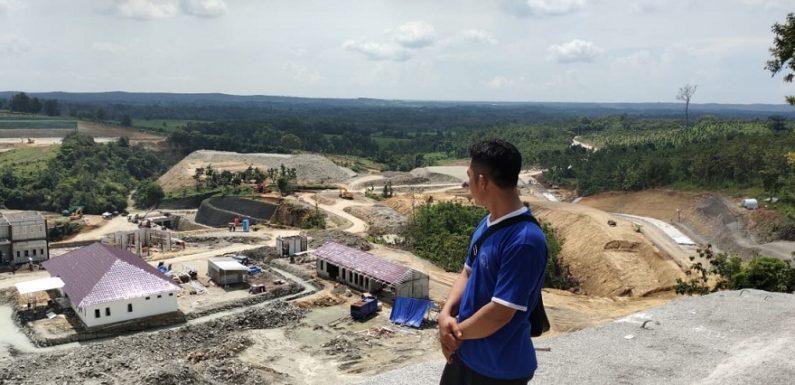 Habiskan Rp 850 M Lebih, Petani Kec. Sumber Dan Kaliori Sangat Menantikan Proyek Nasional Ini Selesai